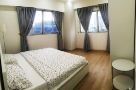 Sky View in Central Saigon (2BR)