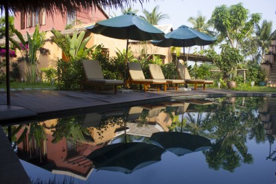 An-Villa Mangala Coco River View for 4 people