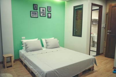 Tofu's House - Emerald Flat with kitchen and balcony (+LIFT) in Hanoi