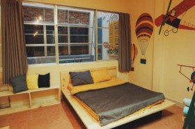 Cloudy Homestay - Triple Bed