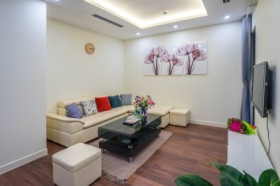 VISTAY1#Apartment 2 BR with modern design, simple and sophisticated