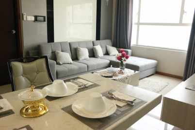 Sunrise Central 2 Bedrooms with Luxury Design