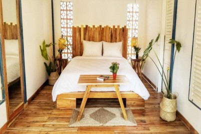 PhuQuoc Ecolodge - Queen Room with Garden View