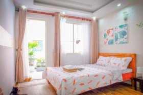 Magari Homestay/ Cozy and Romance Room in Central HCMC
