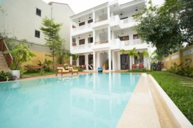Entire Savanna Hoian Villa 7 bedrooms