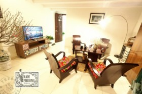 Nam Phuong Home/ beautiful French old house