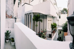 Top of CoolSaigon - Your own sunshine hidden space ❤ balcony