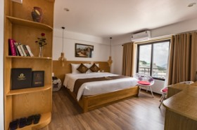 Beautiful Sapa Boutique Hotel - Deluxe Double Room