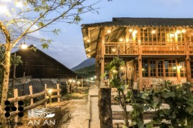 An An Sapa Moutain Air Homestay - Deluxe double