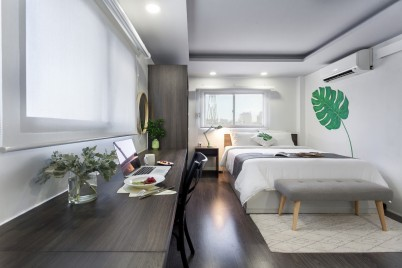 Entire Studio Flat in the heart of Saigon Dist. 3