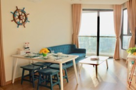 Pi house- Ha long bay and city view-Cozy apartment