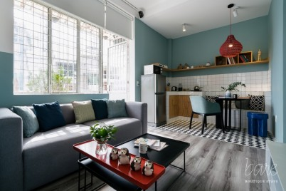 Bare Corner Style apartment @Great for couple