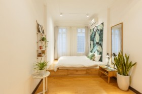 Tropical Nordic house in Hanoi Old quarter - Room 301 (tầng 3)