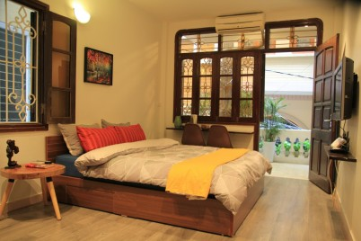 Wood Story House - Double room - Easternstay