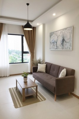 The brand new serviced Apartment in New City Thu Thiem D.2