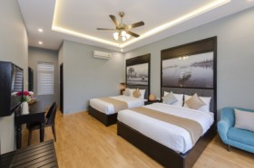 Friendly Villa Twin Room