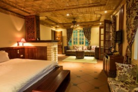 Sapa Garden Bed and Breakfast - Family Two-Bedroom Suite
