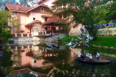 Sapa Garden Bed and Breakfast -  Double Room with Lake View