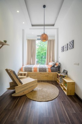 Joie Homestay/Lily room- near Old Quarter