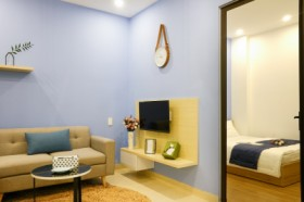 Minh Tran Apartment and Hotel 302