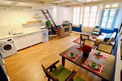 [Monstera House] #1 Location + Fully-equipped Family Apartment 2Beds