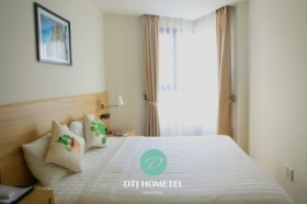 Cozy apartment great for honeymoon Halong Bay view - DTJ Hometel Apt 12A11