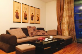 GB HOUSE Charming condos 2BRs Citycentral