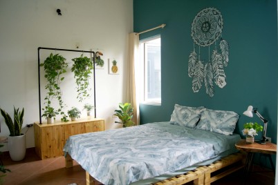 Muse Homestay & Studio tầng 3