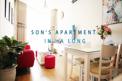 Son's Apartment in Ha Long