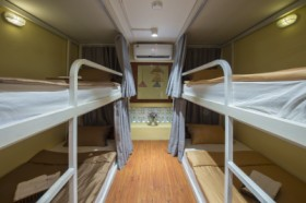 Harmony | 4 Bunk Beds w/AC | 2mins to Old Quarter