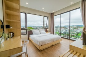 Dalat Home - Deluxe Double room
