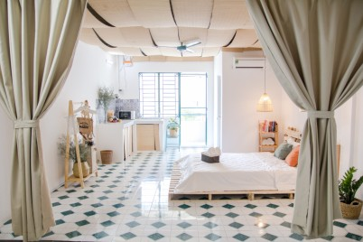 Pop by Vietnam apartment - near to @Bitexco @Ben Thanh Market