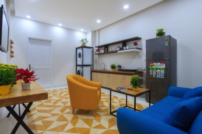 Staycious Home 1B *Near Ben Thanh Market*