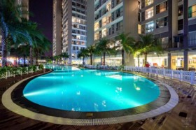 Bayhomes Times City Serviced Apartment 2 Bedroom Superior