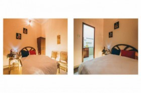 Villa & Homestay Sunrise 1Bed_A