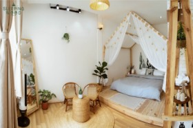 Sleepingwood Homestay Camping Room