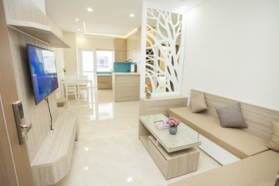 2 BR Eco Apartment - 50m to the beach
