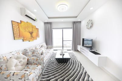Phu quy thien thanh rental high-quality apartments  : 120$/2 bedrooms
