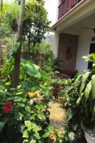 Blue Beach Village Homestay_Double Room with Terrace R1