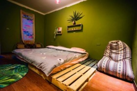 Check In Sapa Hostel And Coffee - Standard Double Room