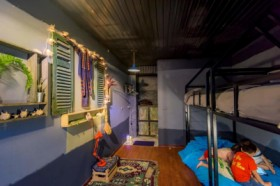 Check In Sapa Hostel And Coffee - Four Bed Mixed Dormitory Room