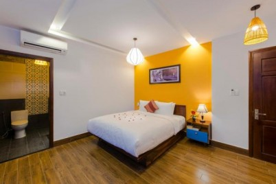 Red Moon Homestay Hoian - Superior Double Room