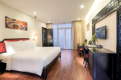 Belle Maison Hadana Hoi An - Executive Room with Rice Field View- Spa Offer