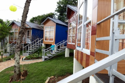 Mountain View Homestay - Kingbed room