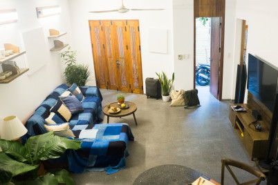 The TeaHouse - House in Vinh Tuy - Private Room