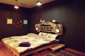 Check In Sapa Hostel And Coffee - Standard Double Room 04