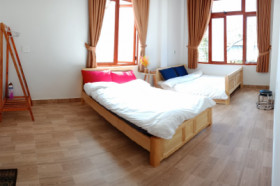High house - 2 Double Beds