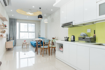 Your Home in Sai Gon - APT 1 BR - 5 mins to Ben Thanh Market