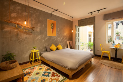 G Studio - Private bathtub - CENTER HANOI (room2)