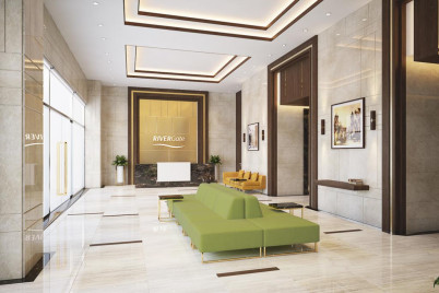 Rose Luxury Apartment in Rivergate Residence